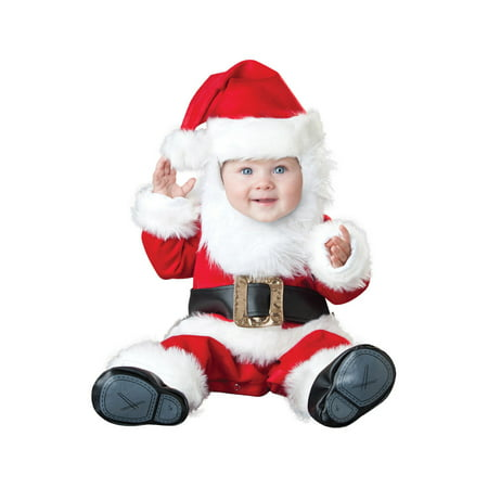 Infant Santa Baby Costume Incharacter Costumes LLC 56005 (Toddler Santa Costume)