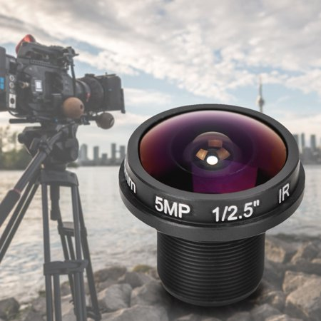 Sonew New Board 1.8mm 180° lens HD 5mp Fisheye View CCTV Wide Angle Camera, Full Vision Fisheye Lens, Fisheye Camera Lens - image 4 of 7