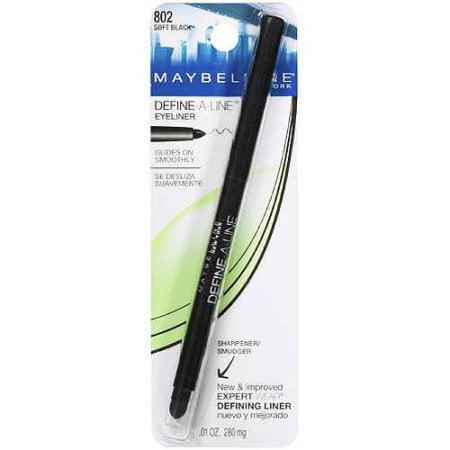 Maybelline Llc Maybelline New York Define - a - line 802 Soft Black