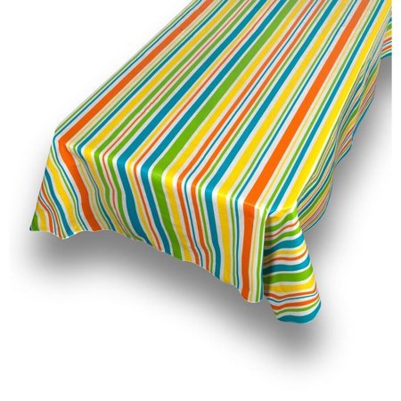 Quot Sunshine Quot 52 Quot X52 Quot Vinyl Flannel Backed Tablecloth