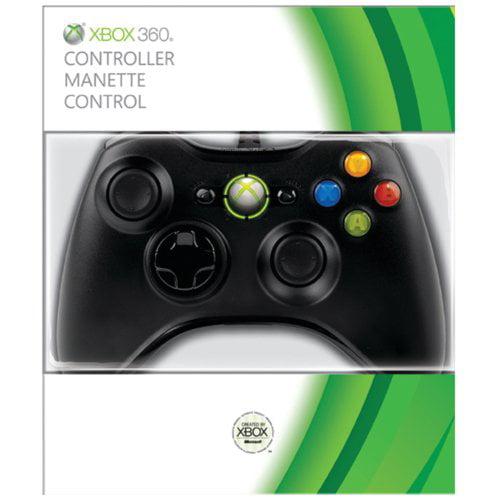 Microsoft Xbox 360 Wired Controller Xbox 360 Walmart Com Walmart Com