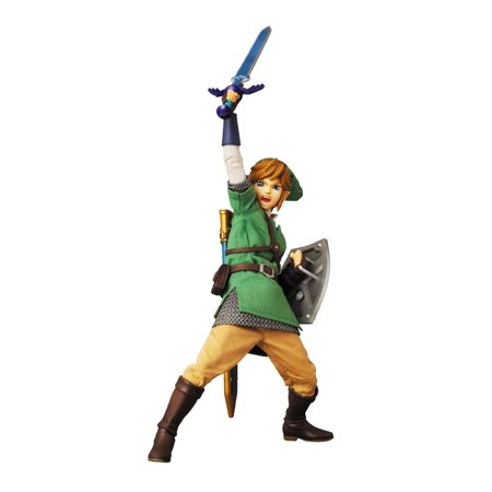 Medicom The Legend of Zelda: Skyward Sword: Link Real Action Hero Action Figure](Legend Of Zelda Sword)