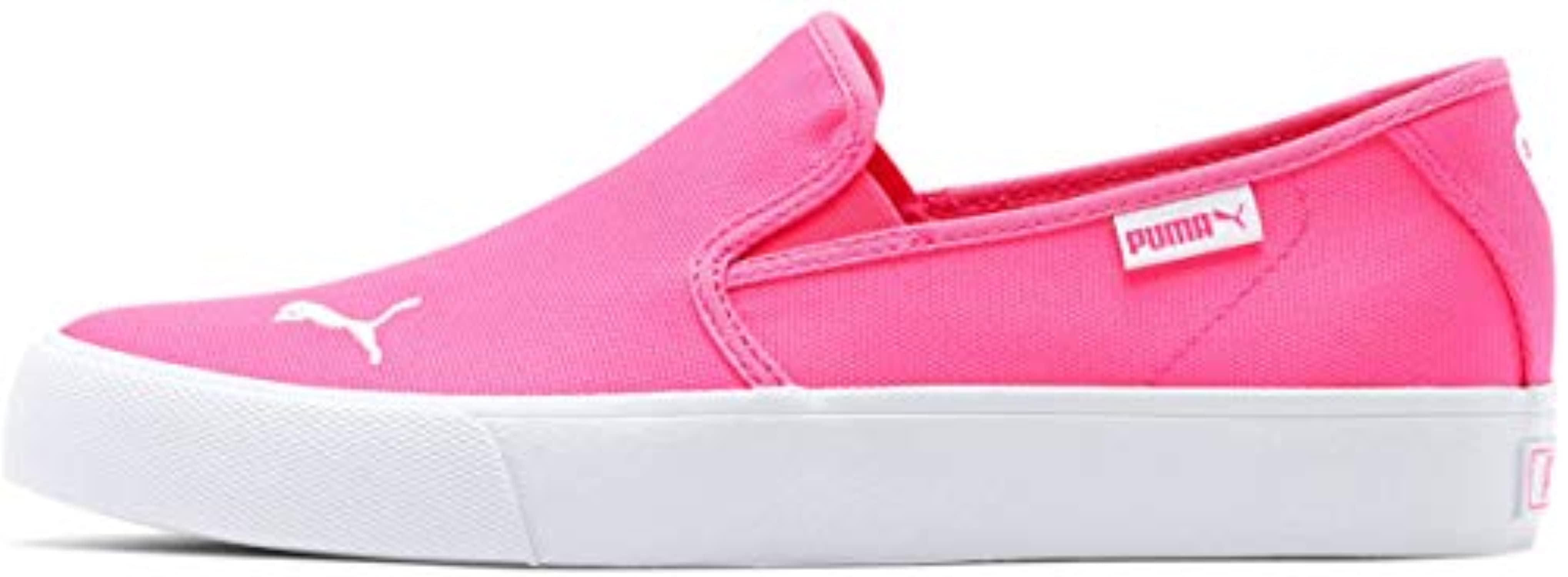 Puma - Womens Bari Slip On Cat Shoes