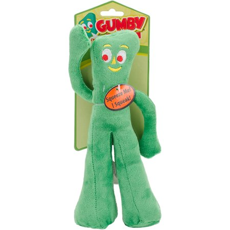 Multipet Gumby Dog Plush Toy, 9