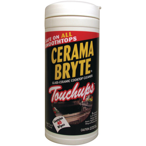 Cerama Bryte Cooktop Touchup Wipes