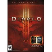 Diablo III Battle Chest, Blizzard Entertainment, PC, 047875730106