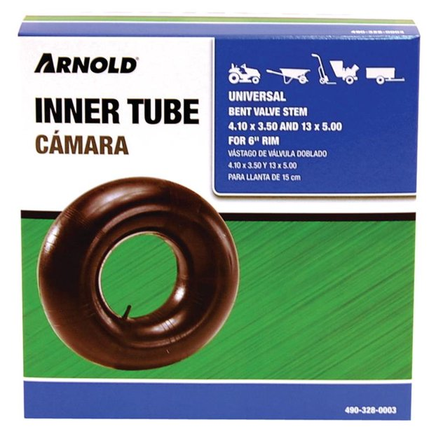 Arnold 490 328 0005 Replacement Wheelbarrow Inner Tube For Use With Wheelbarrow Tire Walmart Com Walmart Com