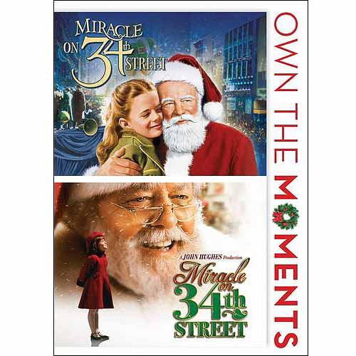Miracle On 34th Street (1947) / Miracle On 34th Street (1994)