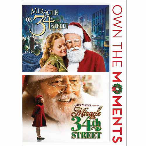 Miracle On 34th Street (1947) / Miracle On 34th Street (1994)