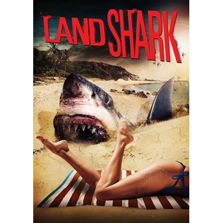 Syfy Shark Movies (Land Shark (DVD))