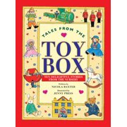 Tales from the Toy Box - eBook
