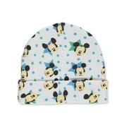Disney Mickey Mouse Baby Boys' Star Print Cap