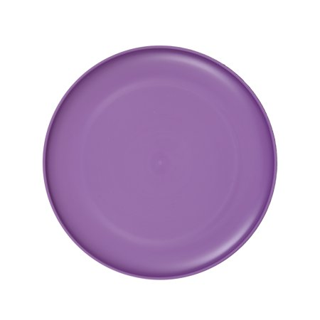 Mainstays 10.5u0022 Purple Plate