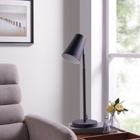 Wolle Black Table Lamp