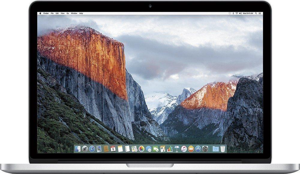 Apple MacBook Pro MF840LL A 13.3-Inch 256GB Laptop w 8GB RAM & Intel Dual-Core i5 2.7 GHz Processor by Apple