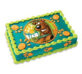 Prime Scooby Doo Edible Frosting Image Cake Topper Walmart Com Funny Birthday Cards Online Alyptdamsfinfo