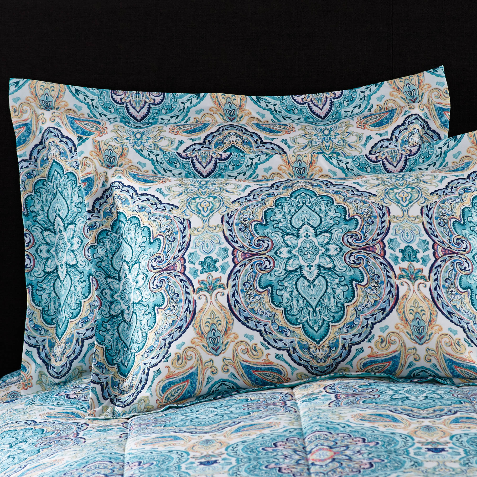 Blue and green paisley bedding - Blue And Green Paisley Bedding 56