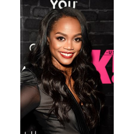Rachel Lindsay At Arrivals For Ok Magazine Annual Fall Fashion Week Party Hudson New York New York Ny September 13 2017 Photo By Eli WinstonEverett Collection