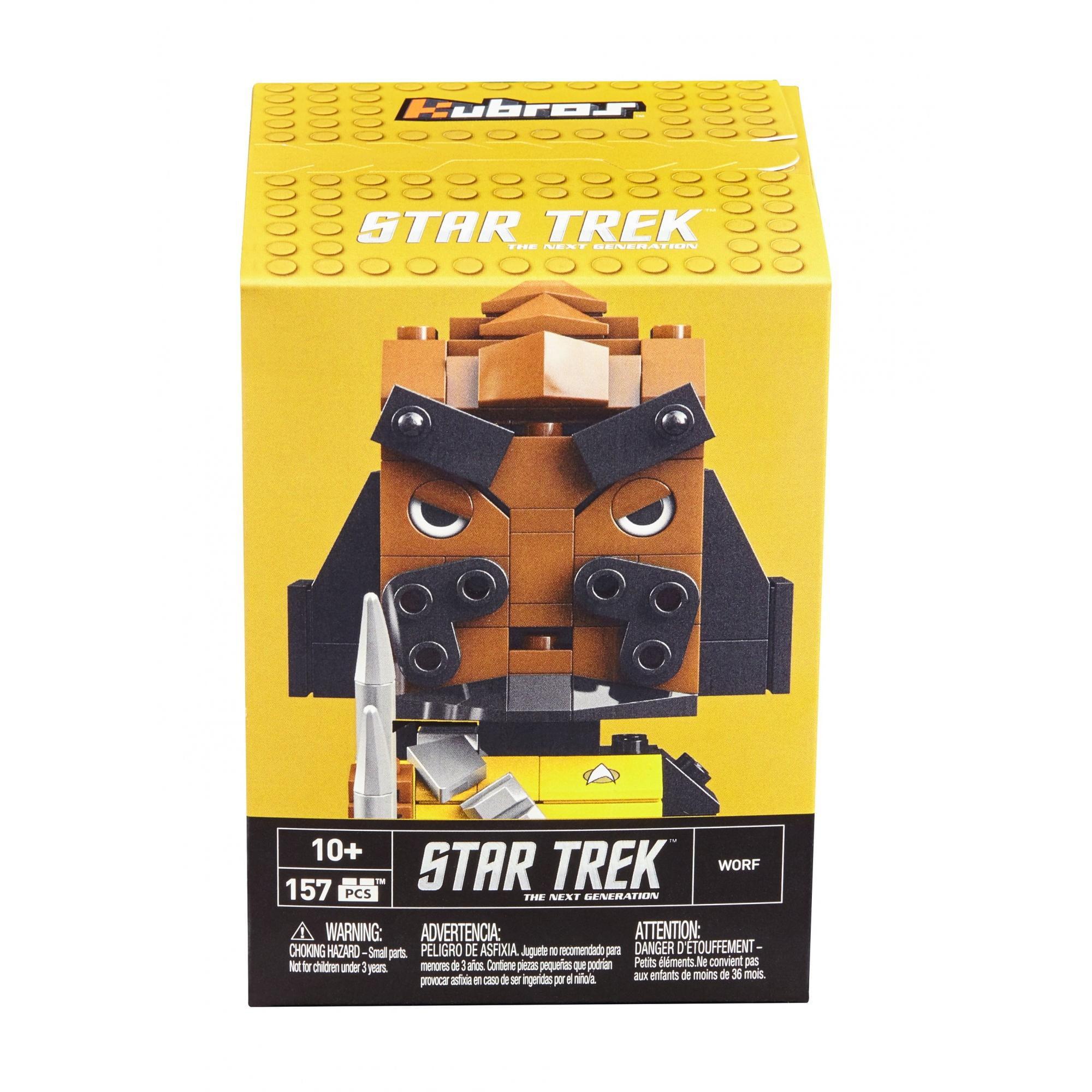 Mega Construx Kubros Star Trek Klingon Figure