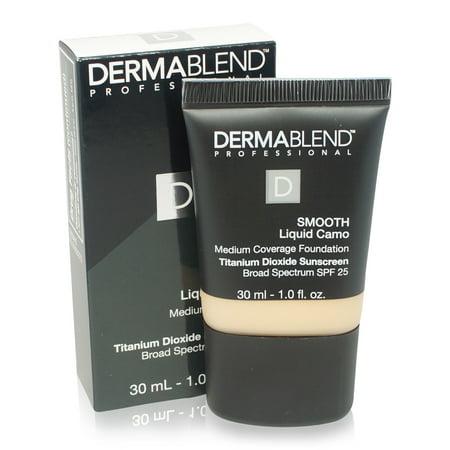 Dermablend Smooth Liquid Camo Foundation Linen 1 Oz