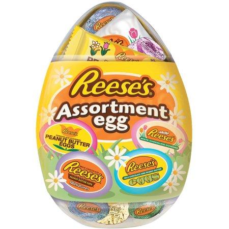 Reese's Easter Plastic Egg Assortment, 5 oz