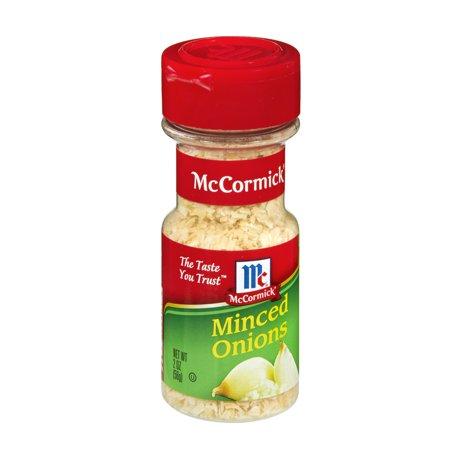 Mccormick Minced Onions  2 0 Oz