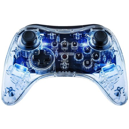 pdp afterglow pro controller for wii u. Black Bedroom Furniture Sets. Home Design Ideas