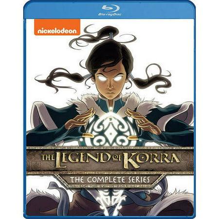 Legend Of Korra  The Complete Series