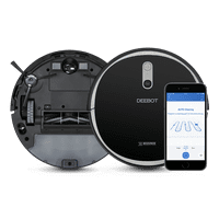 Ecovacs Deebot 711 Robot Vacuum Cleaner with Smart Navi 2.0 (Compatible with Alexa )