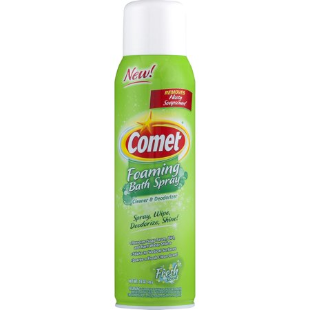 Comet Fresh Scent Foaming Bath Spray 19 Oz