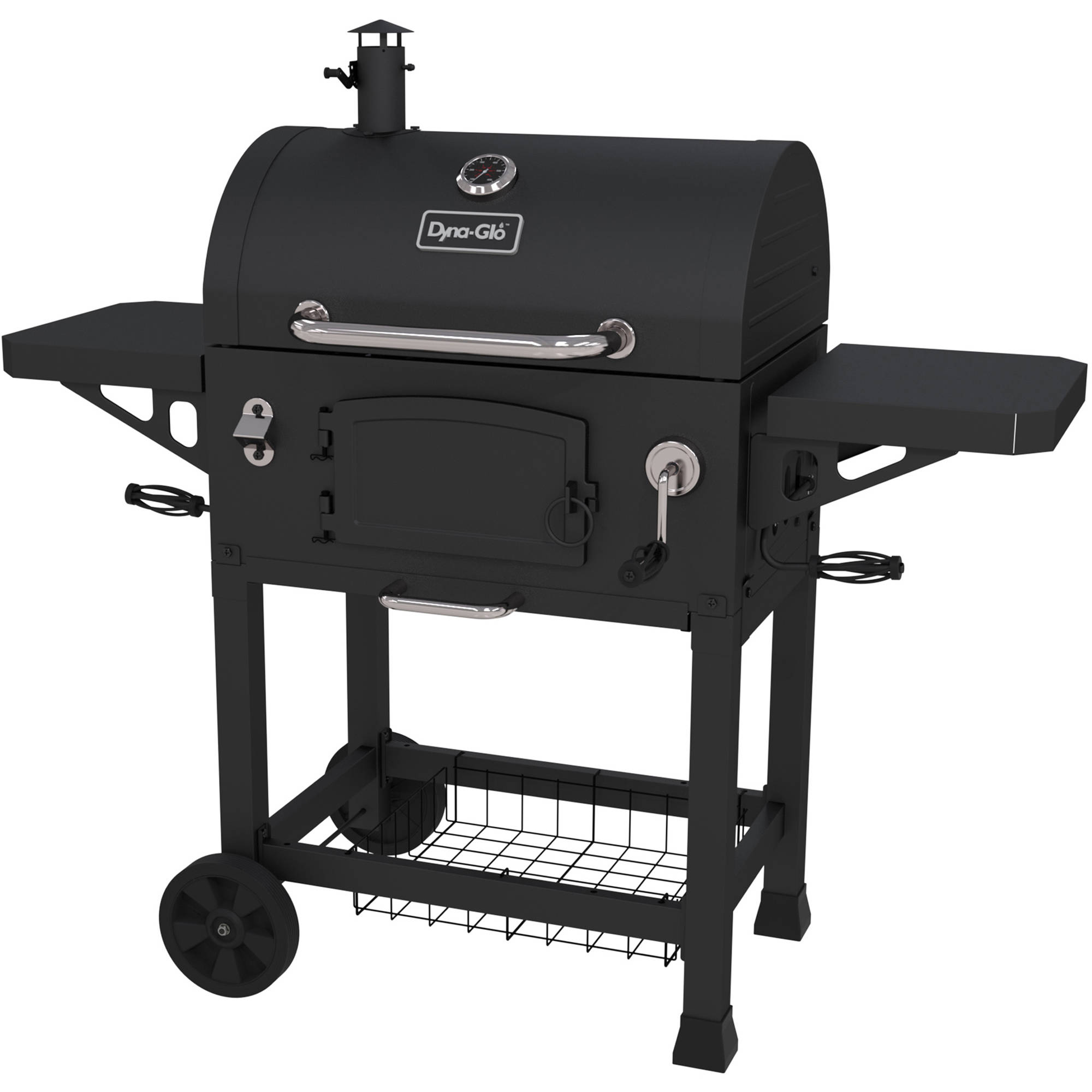 Dyna-Glo DGN486DNC-D Heavy-Duty Charcoal Grill by Charcoal Grills