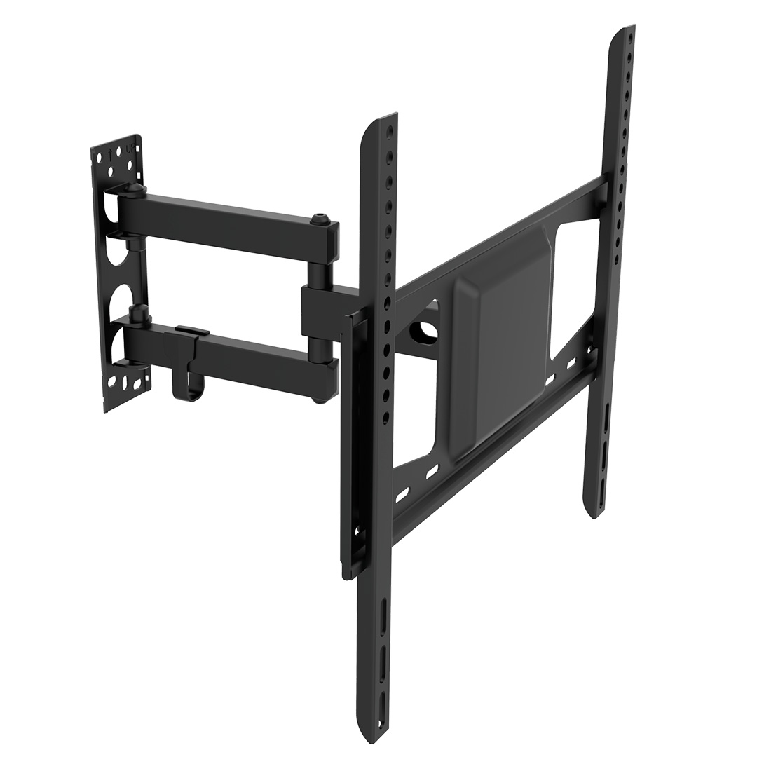 "Fleximounts A26 Articulating Full Motion TV Wall Mount for 26""-55""LED TV Flat Panel Screen with VESA 400x400"