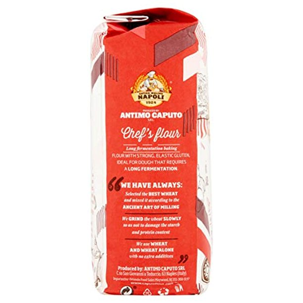 Antimo Caputo Chefs Flour 2.2 LB (Case of 10) - Italian ...