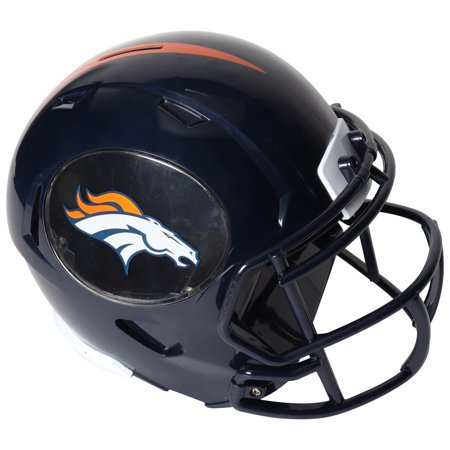 Forever Collectibles NFL Mini Helmet Bank, Denver Broncos Nfl Steelers Helmet
