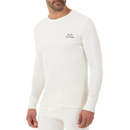 Men's Heavyweight Cotton Thermal Underwear Top