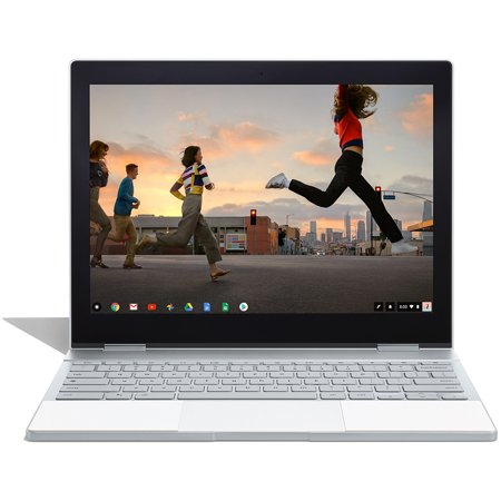 Google Pixelbook 12 3    4 In1 Design Tablet Laptop Tent Entertainment  360 Touchscreen Display  7Th Gen Intel Core Processor  8Gb  128Gb Mc Storage  Ga00122 Us