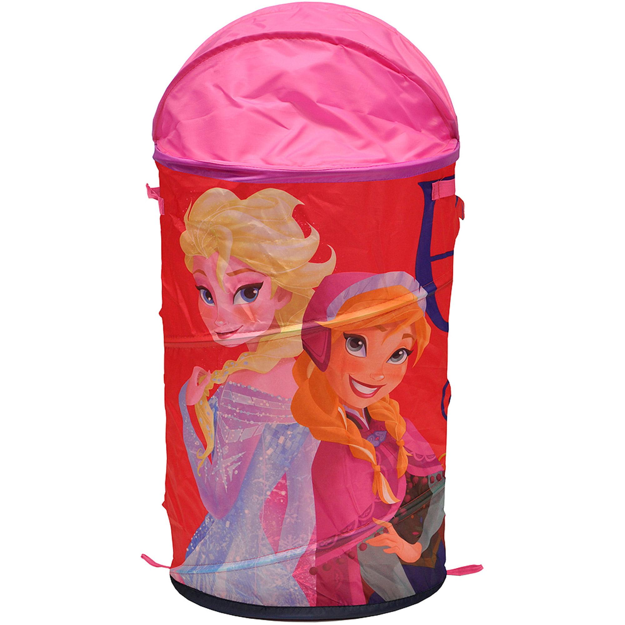 Disney Frozen Laundry Pop Up Hamper With Dome Lid