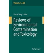 Reviews of Environmental Contamination and Toxicology Volume 248 - eBook