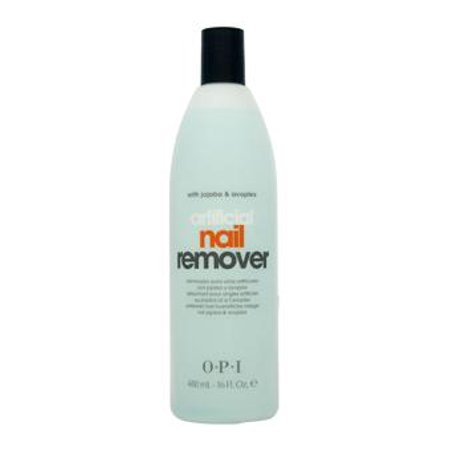 OPI Artificial Nail Remover With Jojoba & Avoplex, 16 Oz