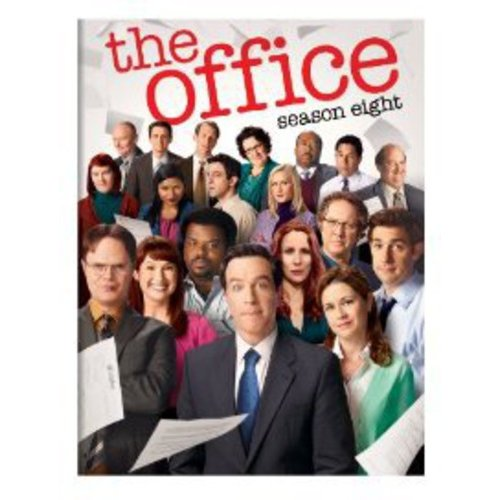 The Office: Season Eight (Anamorphic Widescreen)