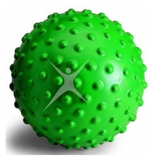 Massage Therapy 8 in. Dia. Aku Ball in Green