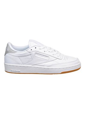 4fc322cf37c Product Image Reebok Club C 85 Diamond Womens Shoes White Gum bd4427