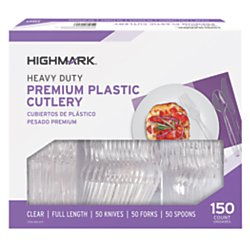Home Depot Molding - Office Depot Full Length Utensils, Clear, Pack Of 150, 11595