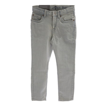 7 for All Mankind Boys Rhigby Skinny Straight Jeans, 8 Winter (Jeans Similar To 7 For All Mankind)
