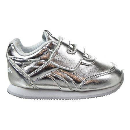 c0880943e70 Reebok - Reebok Royal Classic Toddler s Jogger 2.0 KC Shoes Silver  Metallic White cn1345 (5 M US) - Walmart.com