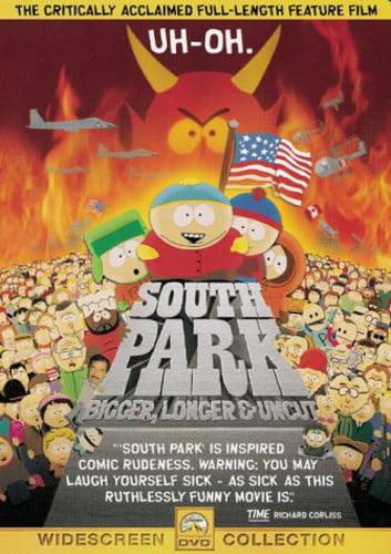 South Park: Bigger, Longer & Uncut (SensorMatic  Old Version) by PARAMOUNT HOME VIDEO