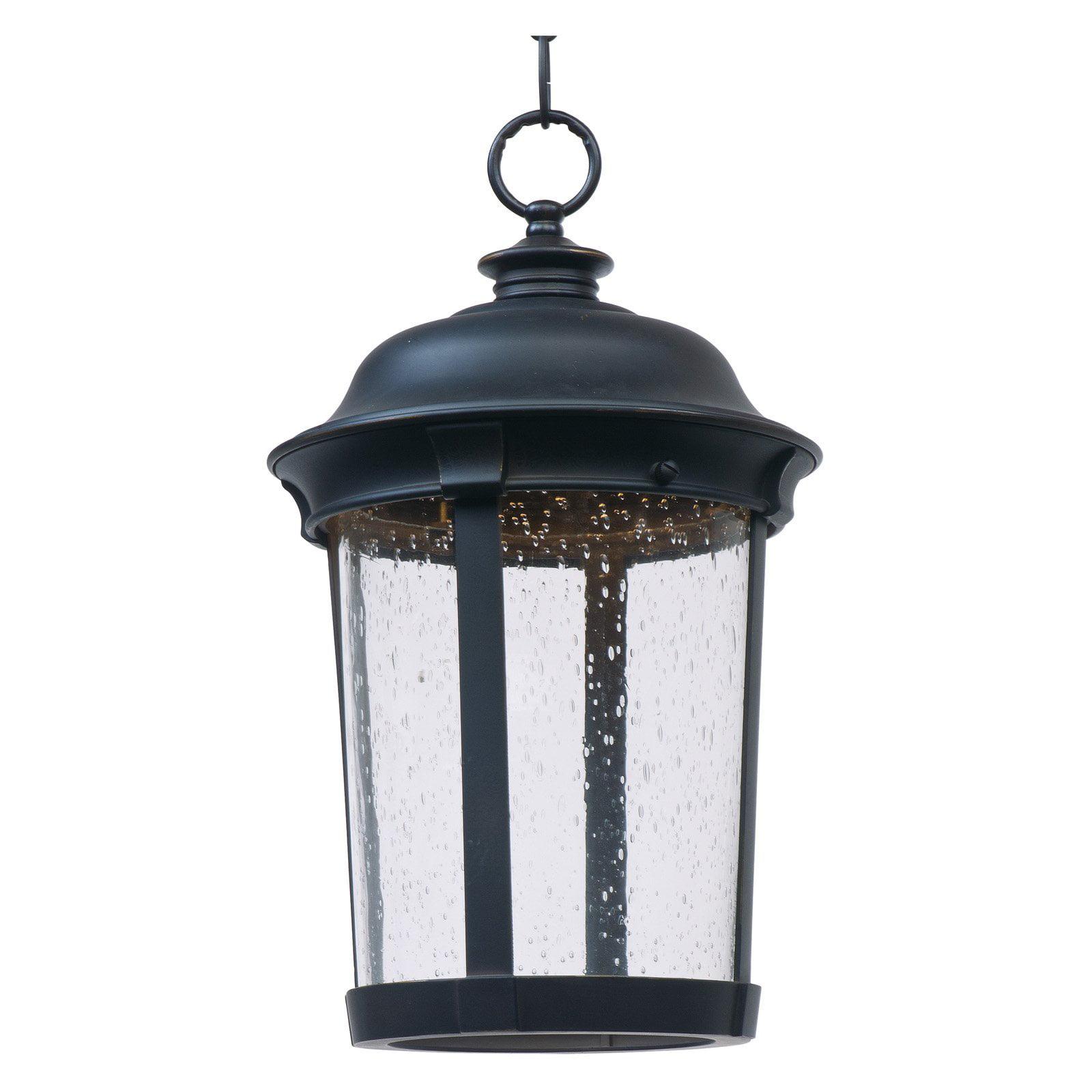 Maxim Dover LED 55029CDBZ Outdoor Hanging Lantern