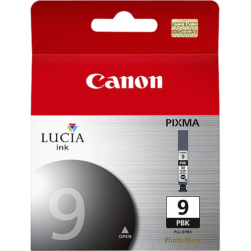 Canon PGI 9 Photo Ink - Black