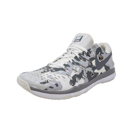 timeless design 344b8 166e3 Nike Men s Train Speed 4 White   Hyper Jade - Black Ankle-High Fabric  Training ...