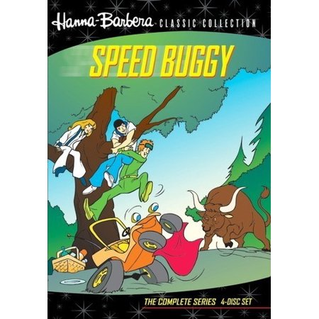 Speed Buggy: The Complete Series (DVD)